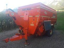 Seko Tiger9 mixer wagon