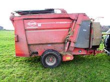 1997 Kuhn 7560 trailer