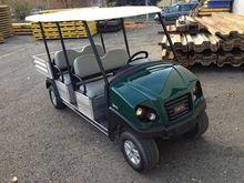 2014 Club Car Transporters Elec