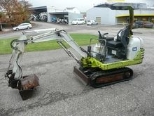Hutter IHI 15 J Mini excavators