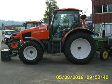 2016 Kubota M110 GX-2 With Suis