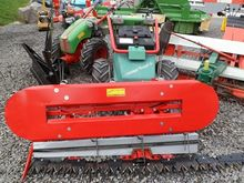 Rapid 507 Engine mower with bel