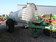 Agrar DF 4000 Pressure vessel