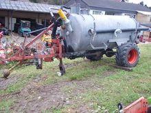 Bucher DF2400 Liquid manure spr