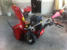 2004 Aebi SF23 snowblower