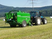 2011 McHale Fusion 2 Round bale