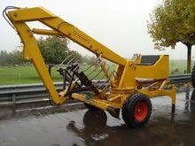 Griesser 1614 dung crane