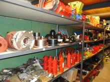 KMB KMB winches, spare parts