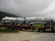 2016 Agrimat 4100 liters Tonnea