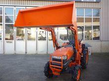 Used Kubota L4100 Tr