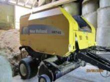 2005 New Holland BR 740 CROP CU