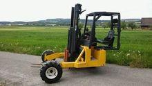 Kooi Aap E2-3T-2528 Forklift /