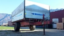2009 Capriotti Single axle tipp