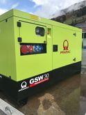 2016 PRAMAC GSW 30 Y Generator