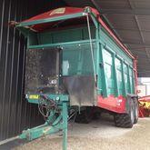 2013 Farmtech Fortis 2'000 Remo