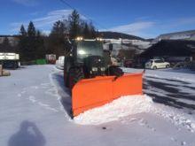 (selfmade) snow plow