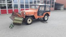 Used 1962 Willys-Jee