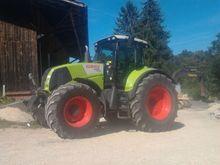 2008 Claas 840 Tracteur