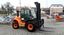 2015 Ausa C300 Freight forklift