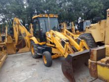 2010 JCB 3CX Wheeled Loader