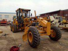 2008 Caterpillar 140H Motor gra