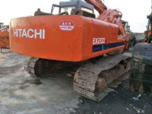 Used 1999 Hitachi EX