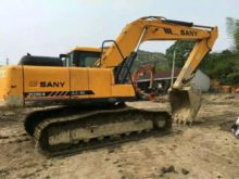 2012 Sany SY215LC-8 Track excav