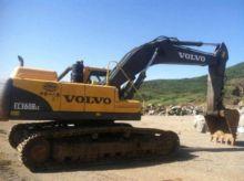 2011 Volvo EC360BLC Track excav