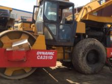 2004 Dynapac CA251D Single drum