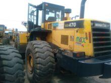 2007 Komatsu WA470 Wheeled Load