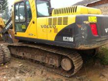 2010 Volvo EC210BLC Track excav