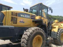 2008 Komatsu WA320 Wheeled Load