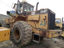 2003 Caterpillar 966F2 Wheeled