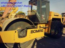 2003 Bomag BW213D Single drum r