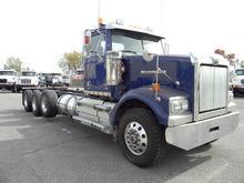 2012 Western Star 4900FA
