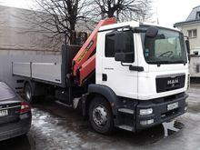 2011 MAN TGM18.240 with Palfing