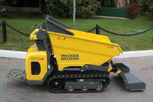 2015 Wacker Neuson DT08 P