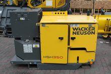 2014 Wacker Neuson HSH350