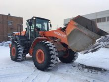 Used 2013 Hitachi ZW