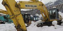 2007 New Holland Kobelco E 385