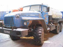 2007 Ural 4615-02 для воды