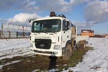 2013 Hyundai GOLD с КМУ HIAB 19