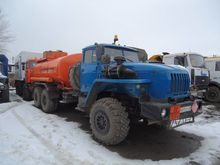 2007 Tanker trucks АТЗ топливоз