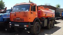 2013 Tanker trucks НЕФАЗ 66062-
