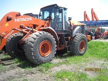 Used 2008 Hitachi ZW