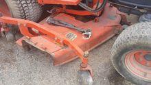 Used Kubota Mower in