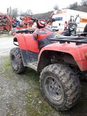 2007 Arctic Cat 4X4 Quad bike