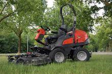 2017 Husqvarna P525D Lawn tract