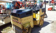Used 2008 Bomag bw80