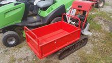garden equipment : TRANSPORTEUR